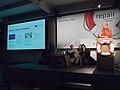 Geert Lovink talking about KickStarter.jpg