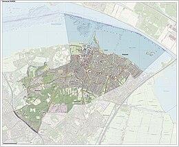 Waar Ligt Huizen : Huizen wikipedia