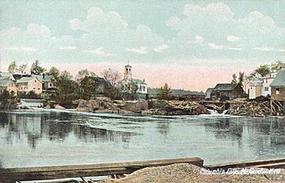 Columbia Falls, Maine Town in Maine, United States