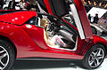 Geneva MotorShow 2013 - Italdesign Giugiaro Parcour XGT-Coupe red right view.jpg
