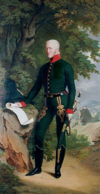 Georg I, Duke of Saxe-Meiningen - Image: Georg Isamei