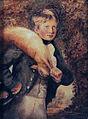 George Bingham, 3rd Earl of Lucan (1800-1888) as a boy by Elizabeth Harcourt.jpg