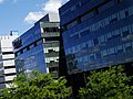 George Brown College and Corus Quay, from the grassy knoll at Sugar Beach, 2016 08 07.JPG - panoramio.jpg