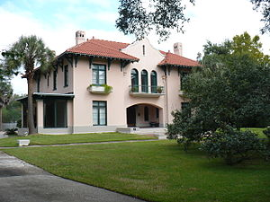 Midtown Historic District (Mobile, Alabama) - Image: George Fearn House 02