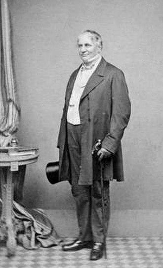 George Hussey Packe - George Hussey Packe (1863)