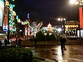 George Square Christmas lights - geograph.org.uk - 1070296.jpg
