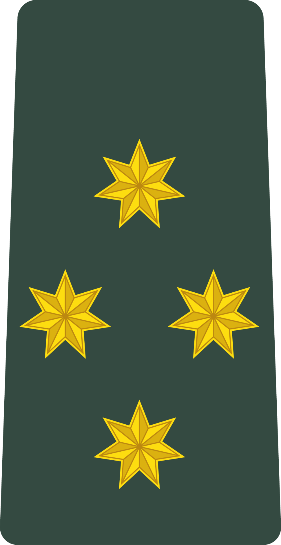 Georgia Army OF-3