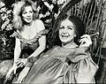 Geraldine Page and Sabra Jones - Mirror Theater.jpg