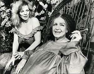 The Mirror Theater Ltd - Geraldine Page and Sabra Jones