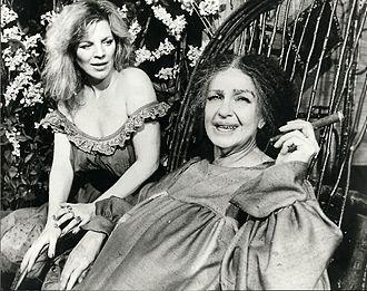 The Mirror Theater Ltd - Geraldine Page and Sabra Jones