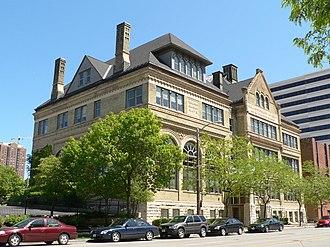 German-English Academy Building - German-English Academy Building