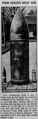 German 42 centimeter artillery shell from World War I.png
