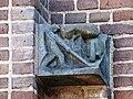 Gevelsteen Hildo Krop, Rijksmonumentnummer 491984, Stadhouderskade 1, foto10.JPG