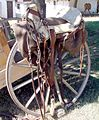 Gillman Ranch, Tack and Wheel 5-2012 (7414685854).jpg