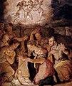 Giorgio Vasari - La adoración de los pastores, c. 1554.JPG
