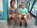 Girls on Step - Santiago de Cuba - Cuba (3793853959).jpg