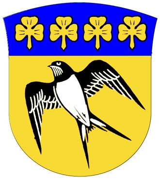 Gladsaxe Municipality - Image: Gladsaxe Kommune shield