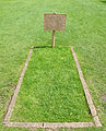 Glastonbury Abbey, King Arthur's Tomb.jpg
