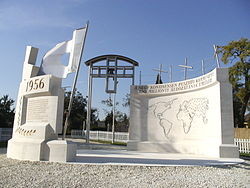 Il monumento centrale (World Wall)