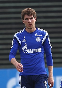 Goretzka Schalke 2015