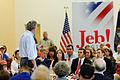 Governor of Florida Jeb Bush at TurboCam, Barrington, New Hampshire on August 22th by Michael Vadon.jpg