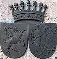 Grabmal Böcklin von Böcklinsau Detail Wappen.jpg