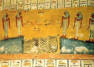 tomb of Ramesses IV