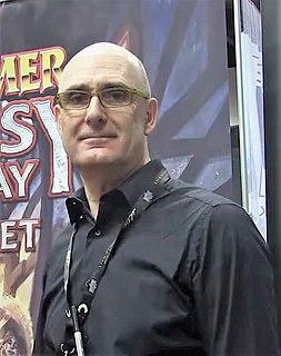 Graeme Davis (game designer) British writer and role-playing game designer