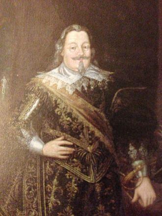Louis Günther I, Count of Schwarzburg-Rudolstadt - Image: Graf Ludwig Günther I. von Schwarzburg Rudolstadt
