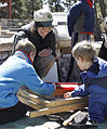 Grand Canyon Archaeology Day 2013 Sifting for Artifacts 282 - Flickr - Grand Canyon NPS.jpg