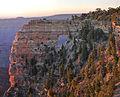 Grand Canyon National Park, North Rim Sunrise on Angel's Window. 0137 - Flickr - Grand Canyon NPS.jpg