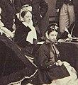 Grand Duchess Alice of Hesse and by Rhine with Princess Dagmar of Denmark.jpg