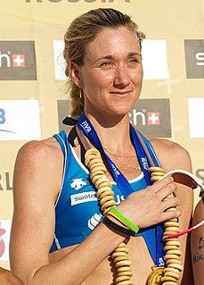 Kerri Walsh Jennings American professional beach volleyball player