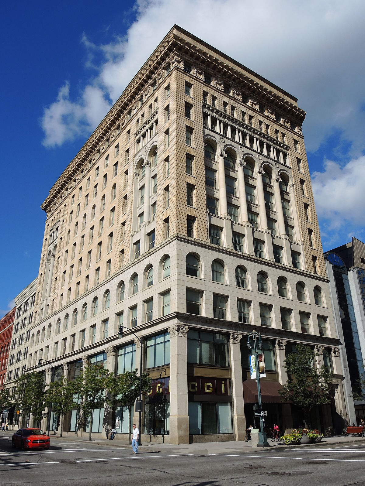granite building wikipedia wiki
