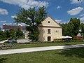 Grassalkovich Kastélypark, Grassalkovich Étterem, Albert Schweitzer Kórház-Rendelőintézet, 2017 Hatvan.jpg