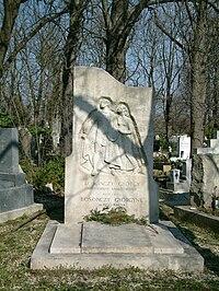 Grave of György Losonczy.JPG