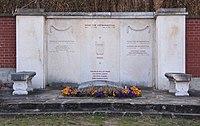 Grave of Hugo von Hofmannsthal on the cemetery Kalksburg in Vienna, Austria-full PNr°0581.jpg