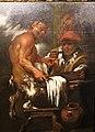 Grechetto, il satiro e il contadino (bologna, coll. privata) 02.JPG
