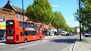 Greenford - Image: Greenford Ruislip Road