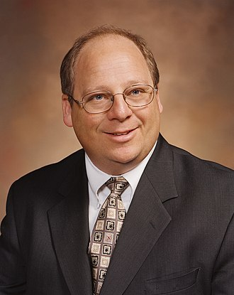 Greg Stevens (Iowa politician) - Image: Greg R. Stevens Official Portrait 80th GA