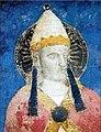 Gregory X, Buffalmacco, Arezzo Cathedral.jpg