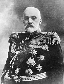 Russian admiral and politician