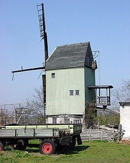 Groß Rodensleben Windmühle (3)