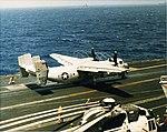 Grumman C-2A 155123 VR-24 JM34 c79 mfr (GHC via RJF) (18169139469).jpg