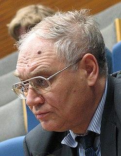 Lev Gudkov Russian sociologist