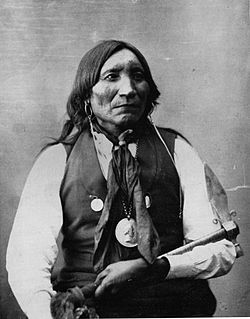 Guipago Chief of the Kiowa (1820-1879)