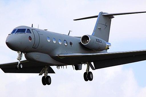 Gulfstream III - RIAT 2010 (5009113063)