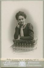 Gunhild Hjort, porträtt - SMV - H4 065.tif