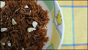 Muscovado - Meethe Chawal, rice sweetend with khand or gur