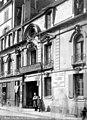 Hôtel - Façade sur rue - Paris 11 - Médiathèque de l'architecture et du patrimoine - APMH00004655.jpg